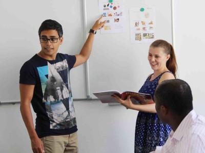 improve your german speaking skills at the sprachinstitut berlin