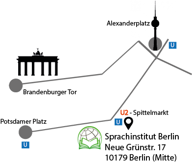 How to get to Sprachinstitut