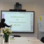 Zentral Berlin Sprachschule