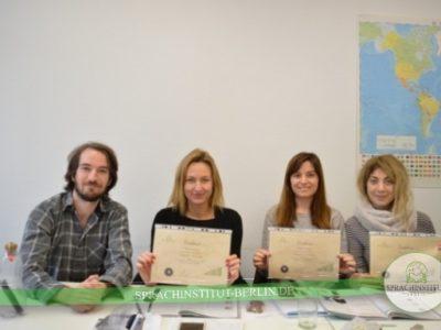 Englischkurse am Sprachinstitut Berlin