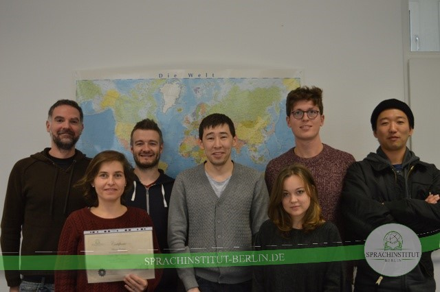 LEarn English in Berlin at the Sprachinstitut