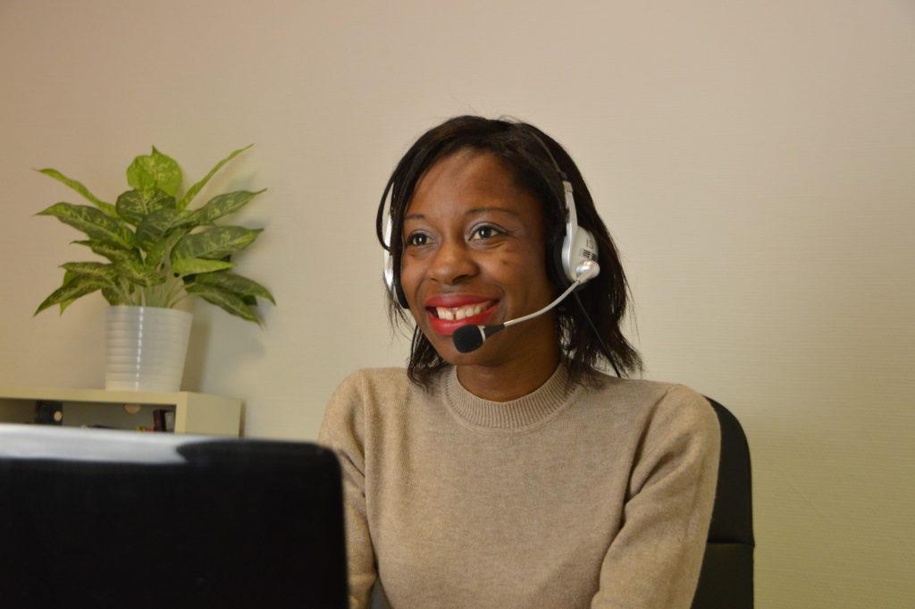 Online-Kundenberatung fuer unsere Deutschkurse und Englischkurse