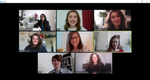 Virtueller Klassenraum